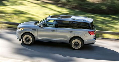 New Lincoln Navigator: maxing out the luxury SUV sector by
