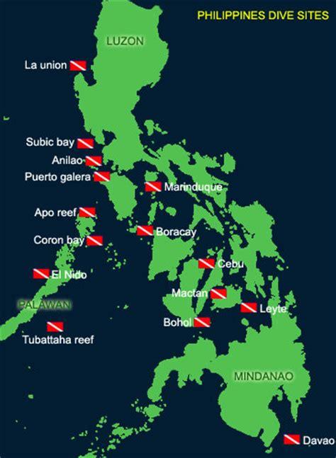 Asia Dive Travel Leyte Dive Sites