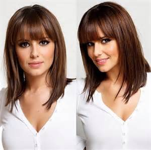 pictures of long bob haircuts medium length