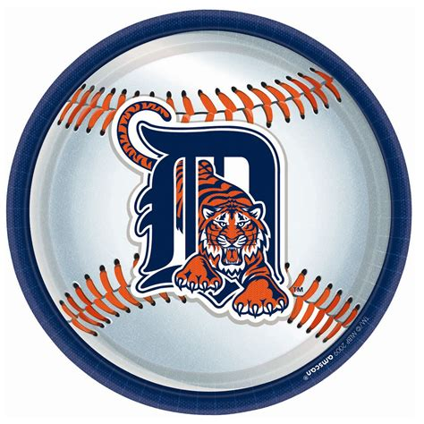 The Detroit Tigers Baseball theme is a great way to show