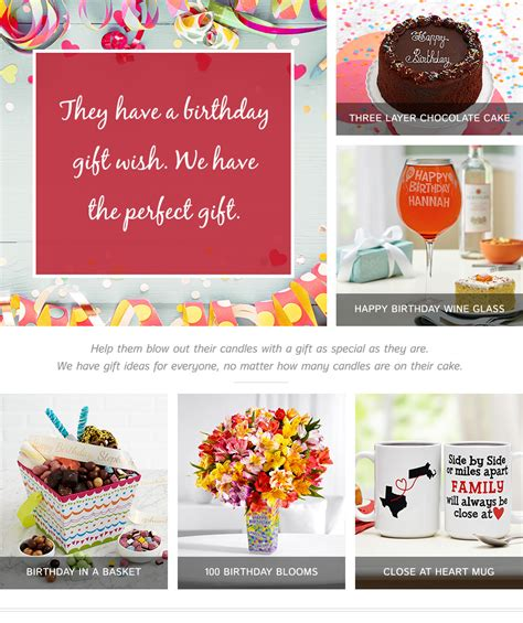 30th Birthday Gifts For Women Giftscom