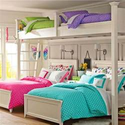 Cute girls bunk beds Baby/girl nursery/bedrooms