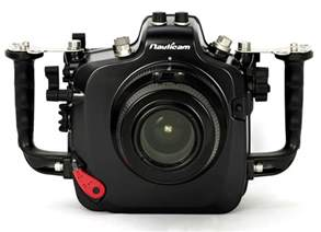 New: Nauticam underwater camera housing for Canon EOS 1D X