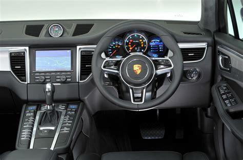 Porsche Macan design & styling Autocar