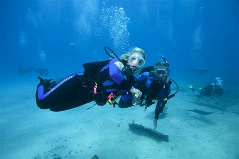 Scuba Diving: Sport or Leisure Activity?