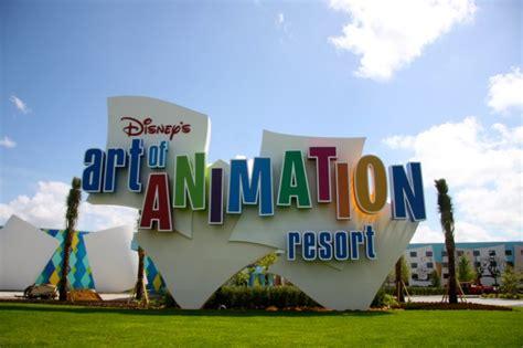 Disney's Art of Animation Resort Finding Nemo Suites Tour