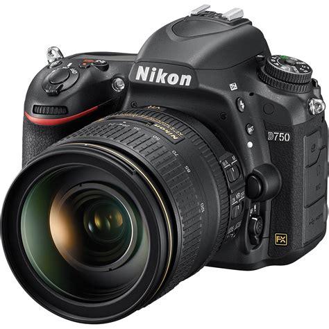 Nikon D750 DSLR Camera with 24 120mm Lens 1549 B&H Photo Video