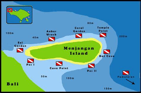 Diving Menjangan Island, Bali Indonesia reefdiversio