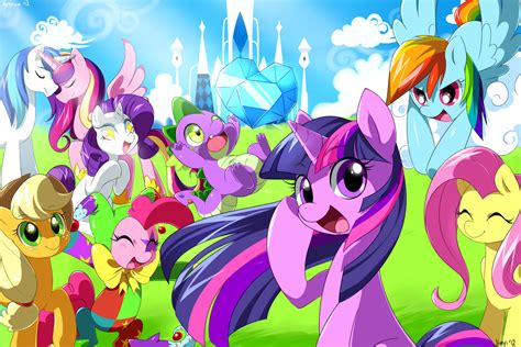 #68: On Watching an Episode of My Little Pony with My Son