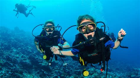 PADI Open Water Diver & Scuba Diver Courses Maldives