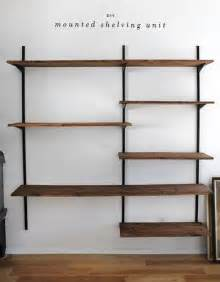 Best 25 Wall mounted shelves ideas on Pinterest Mounted