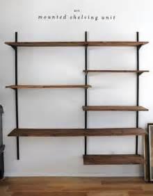 Best 25 Wall mounted shelves ideas on Pinterest Mounted