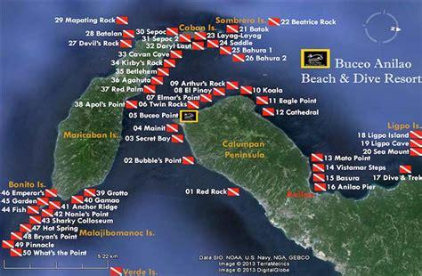 Buceo Anilao Beach and Dive Resort Anilao Dive Site