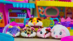 Hamsters in a House by Zuru Cute Animal Toys for Girls