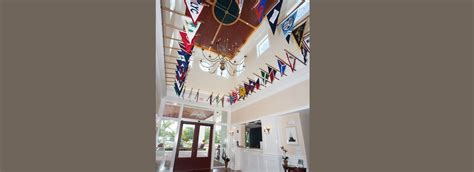 Bird Key Yacht Club, Bird Key, Sarasota Coastal Home Design