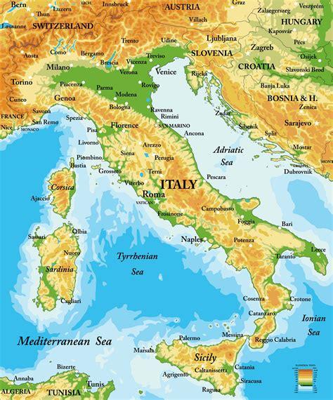 Cartina Muta Veneto image 2