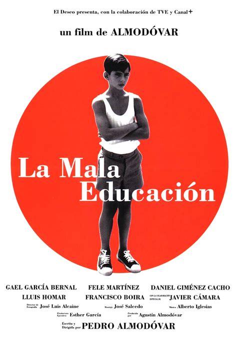 La Mala Educacion Pelicula Completa image 13