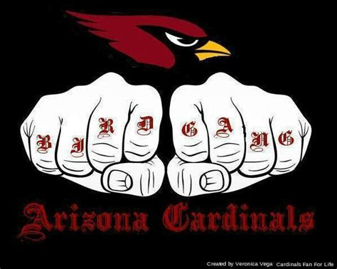 1fd5ad17 Nike Arizona Cardinals Bird Gang Acid Wash T Shirt From . Arizona ...