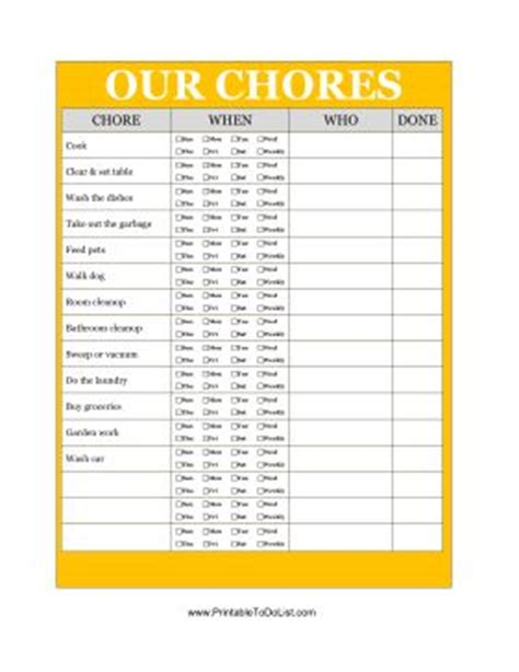 best 25 roommate chore chart ideas on pinterest 4 living with