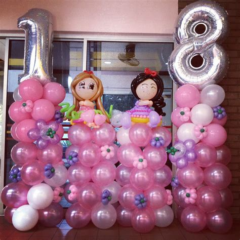 18th Birthday Decorations Party Favors Ideas