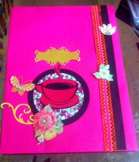 File Cover Decoration For Kids Klebenhouse Com